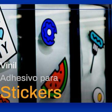 Stickers en Vinil Adhesivo