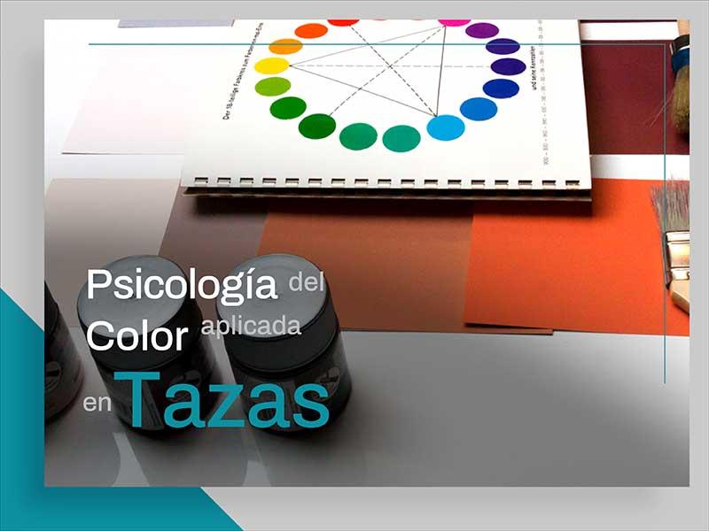 Tonalidades de Color para Impresión de Tazas